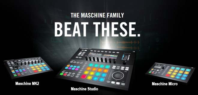 Maschine Family