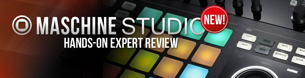 Maschine Studio Review