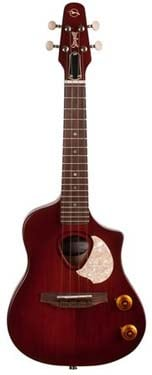 Seagull Nylon String Acoustic Electric Ukulele Burnt Umber Burst