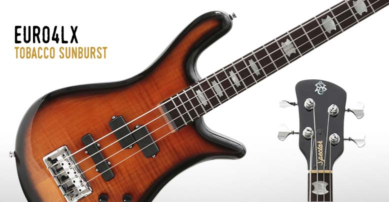 Spector Euro4LX Electric Bass
