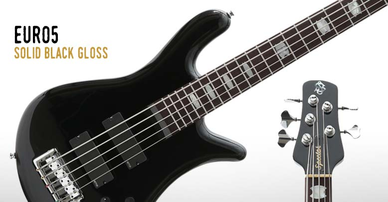 Spector Euro5 Electric Bass