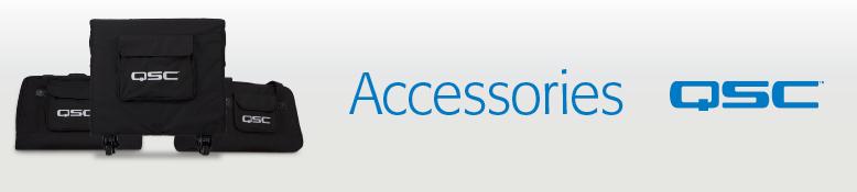 QSC Accessories