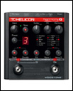 TC Helicon VoiceTone Harmony G Vocal Effects Pedal