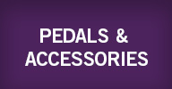 Pedals & Accessories