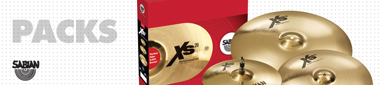 Sabian Cymbal Value Packages