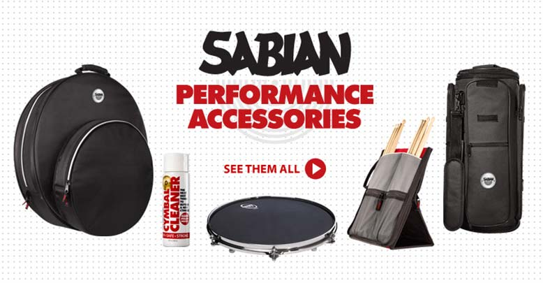 Sabian Performance Accessories