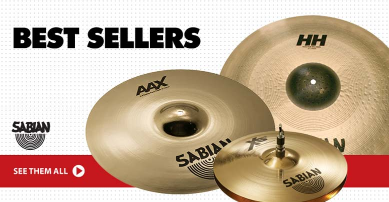 Sabian Best Sellers
