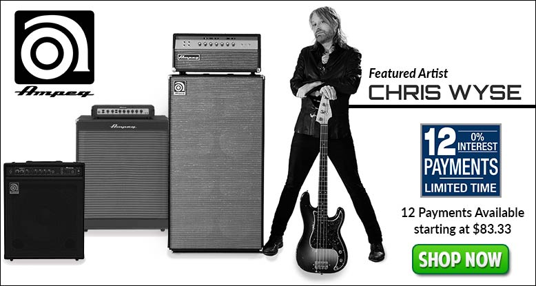 Ampeg 12 Payments