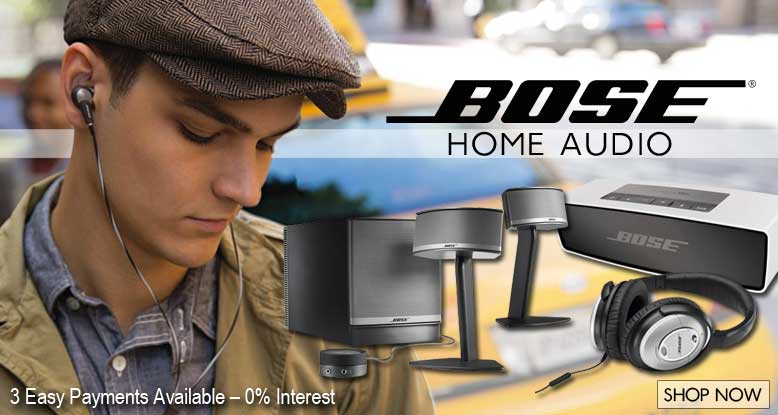 Bose Home Audio