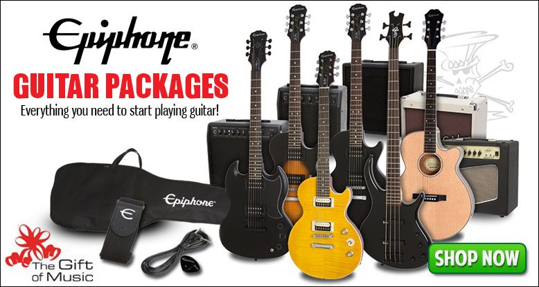 Epiphone Packages