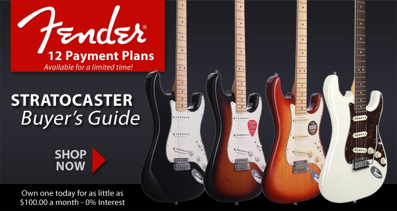 Fender Stratocaser Buyer's Guide