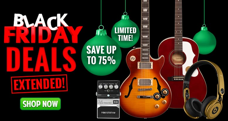 Black Friday Daily Deals Extended