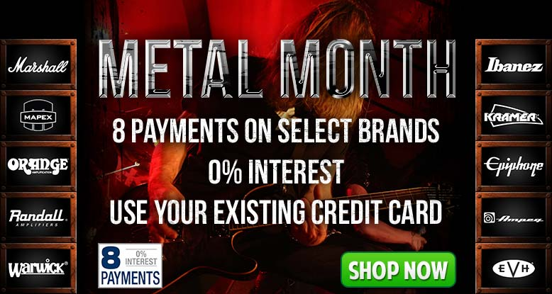 Metal Month 8 Payments