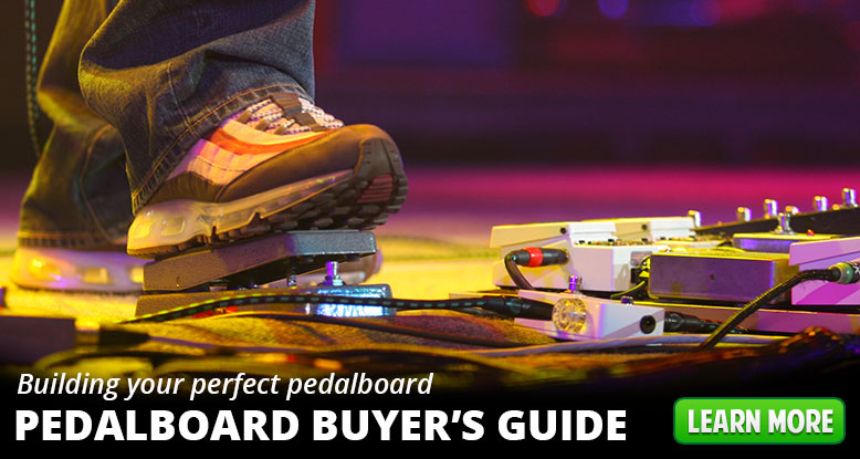 Pedalboard Buyer's Guide