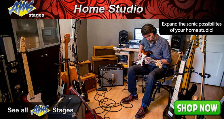 AMS Stages Home Studio