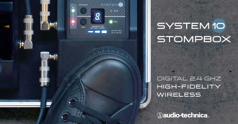 System 10 Stompbox