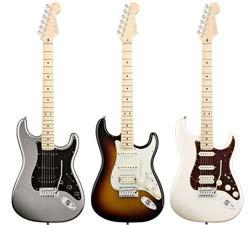 Fender American Deluxe Strat HSS
