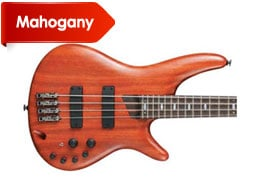 Body Wood Mahogany