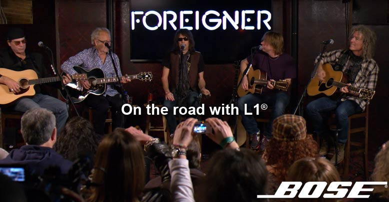 Foreigner Video