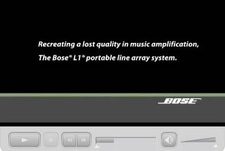Bose ToneMatch