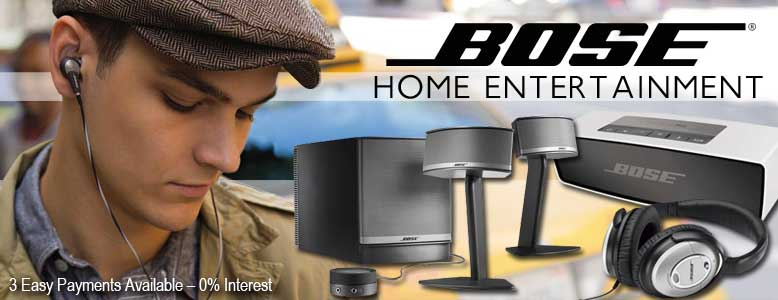 Bose Home Entertainment