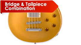 Bridge & Tailpiece Combination