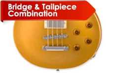 Bridge and Tailpiece Combination