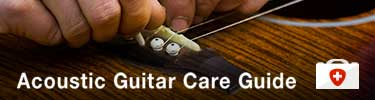 Acoustic Guitar Care Guide