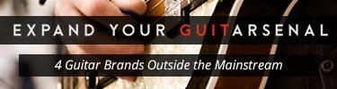 Alternative Guitar Buyer's Guide