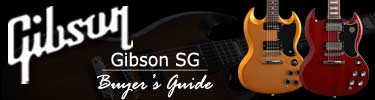 Gibson SG Buyer's Guide