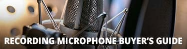 Recording Microphone Buyer's Guide