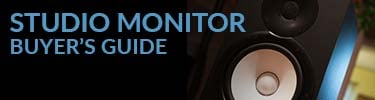 Studio Monitor Buyer's Guide