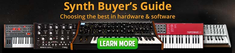 Synth Buyer's Guide