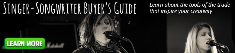 Singer-Songwriter Buyer's Guide