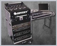 Live Sound Racks and Cases