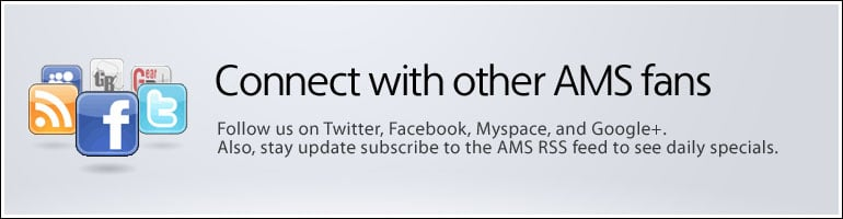 Connect with Other AMS Fans