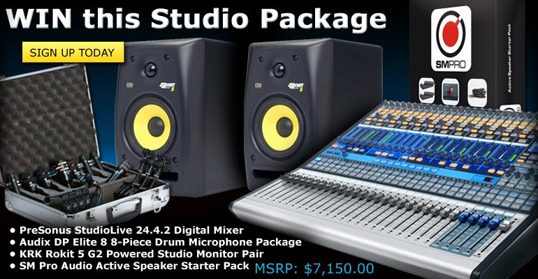 May Studio Giveaway