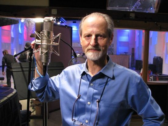 Kramer and the ADK TT Condenser Microphone