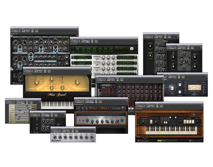 Avid Pro Tools 9 Music Production Software