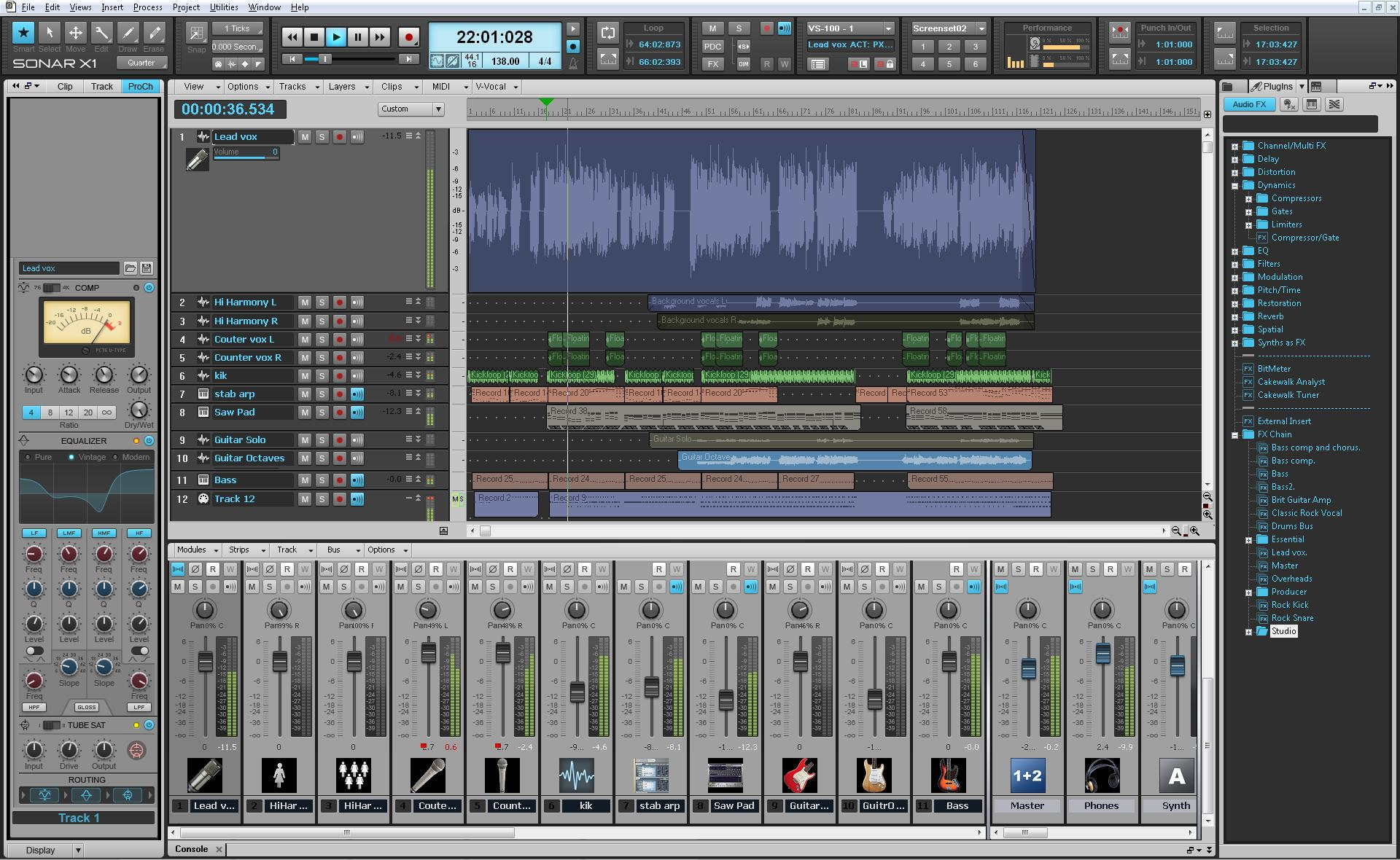 SONAR X3 Producer Edition Free Download