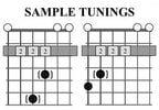 Sample Tunings Chart