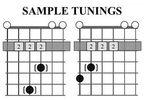 Sample Tunings Chart