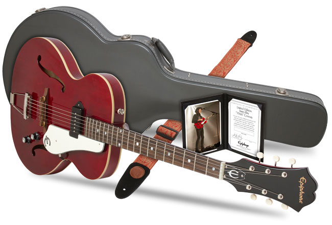 James Bay Signature Century Outfit Guitar