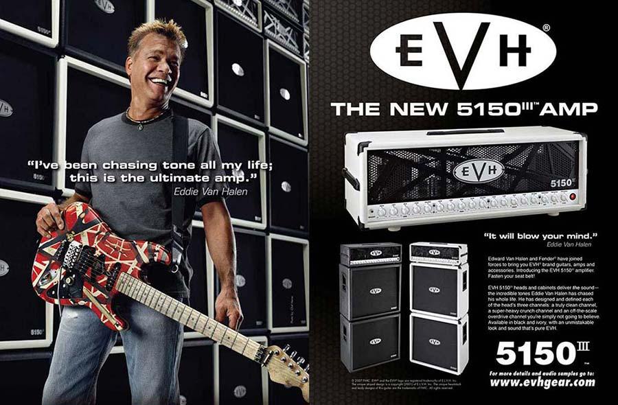 5150 Amp Iii 5150 Iii Guitar Amplifier