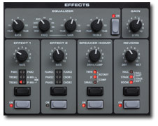 Effects Section