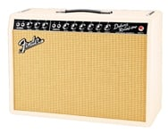 Fender 65 Deluxe Reverb Blonde Wheat