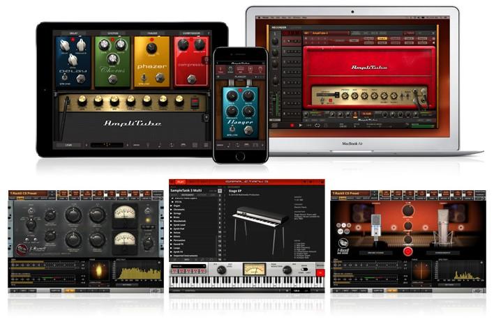 IK Multimedia iRig Pro IO Software