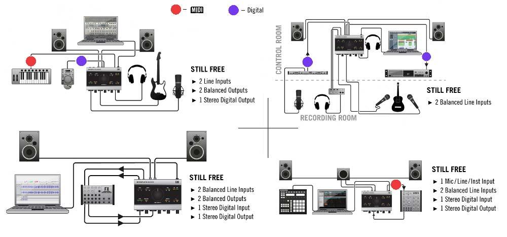 native instruments komplete audio 6 usb audio interface. Black Bedroom Furniture Sets. Home Design Ideas