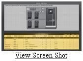 View FBV Control Software Screenshot
