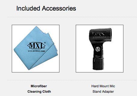 CR21 Accessories